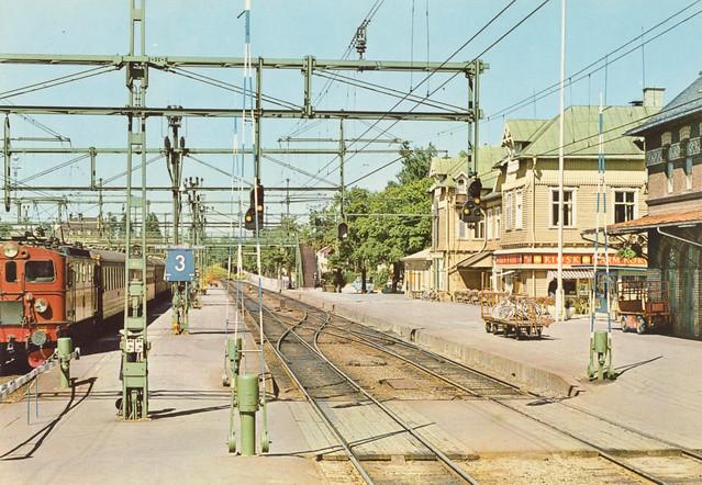 Krylbo Järnvägsstation