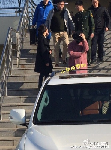 Big Bang - Harbin Airport - 21mar2015 - 小向同學RH - 01