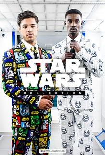 OppoSuits × Star Wars™【星際大戰主題西裝】原力加持,走路都有風!!