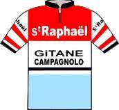 St Raphael - Giro d'Italia 1964