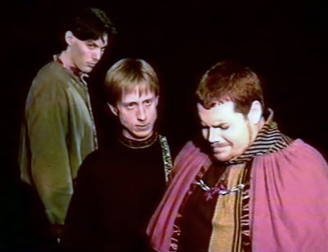 Ross, Malcolm, Macduff Shakespeare Alexander Barnett Macbeth NY