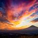 Fuji burns by shinichiro*