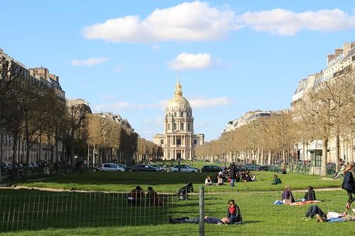 Paris - Hôtel des Invalides