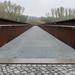 """Berlin-Marzahn: Tälchenbrücke zwischen dem """"Marzahner Ausguck"""" in den Gärten der Welt und dem 102 m hohen Kienberg by riesebusch"""
