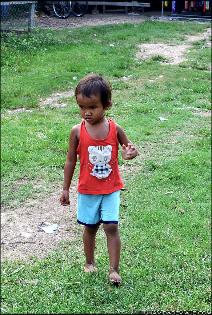 niños Battambang