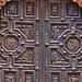 Cathedral door, downtown Zacatecas, Mexico por josebañuelos