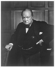 Sir Winston Leonard Spencer Churchill (1874–1965) Prime Minister, 1941