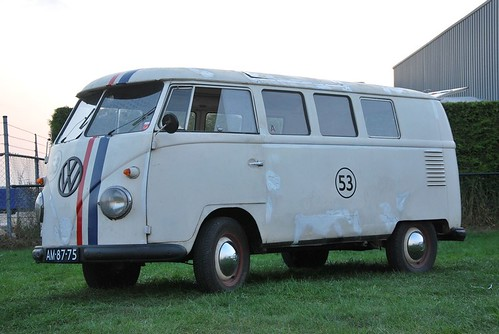 AM-87-75 Volkswagen Transporter kombi 1958
