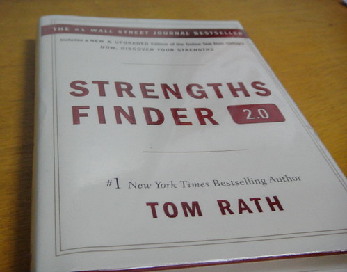 StrengthsFinder 2.0 by Tom Rath