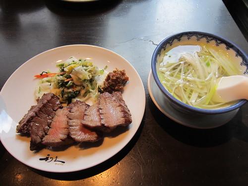 仙台名物「牛たん丼」利休西口本店・・・2013.4.22 by Poran111
