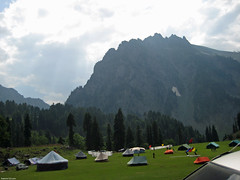 Camping In Leh
