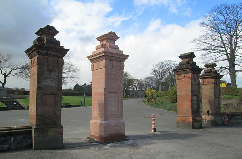 Beveridge park gates complete 2