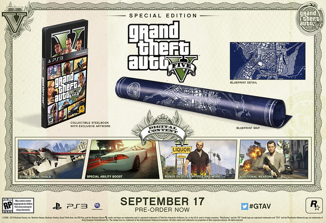 Grand Theft Auto V Special Edition (Short)