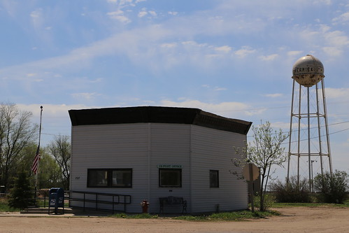 Herrick South Dakota, Post Office, 57538, Gregory County SD