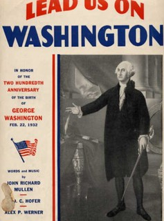 To Our Country, Memorial Day.  Sheet Music was published in 1931