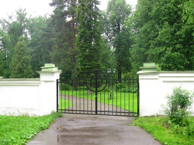 Боковые ворота