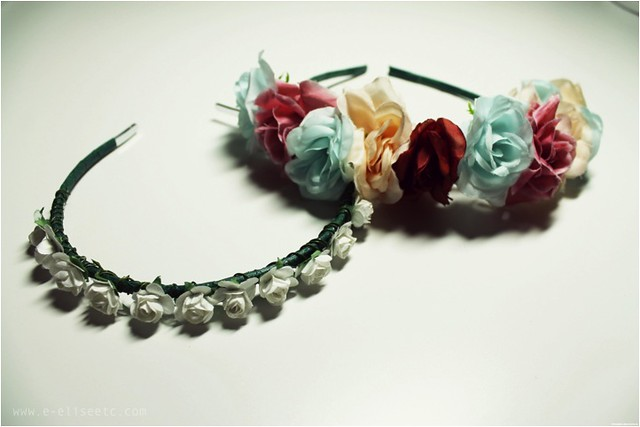 diy floral headbands 09