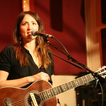 Mon, 03/06/2013 - 8:40pm - KT Tunstall with an audience of WFUV Members, June 3, 2013. Hosted by Carmel Holt. Photo by Laura Fedele