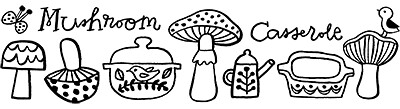 MushroomCasseroleDoodle