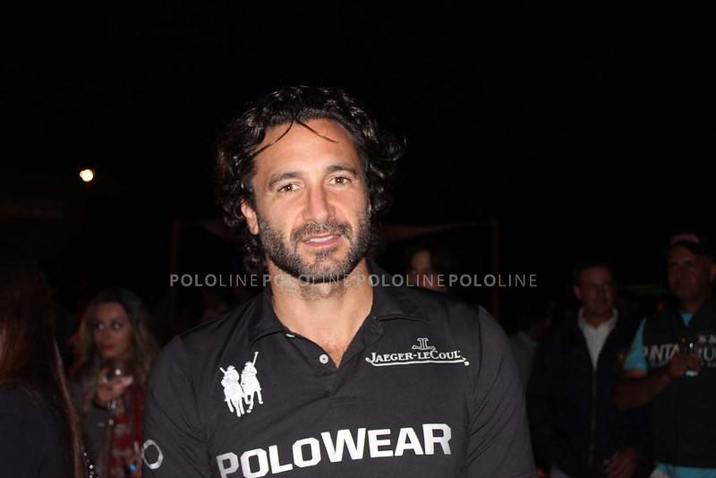 Brazilian celeb Rico Manzur