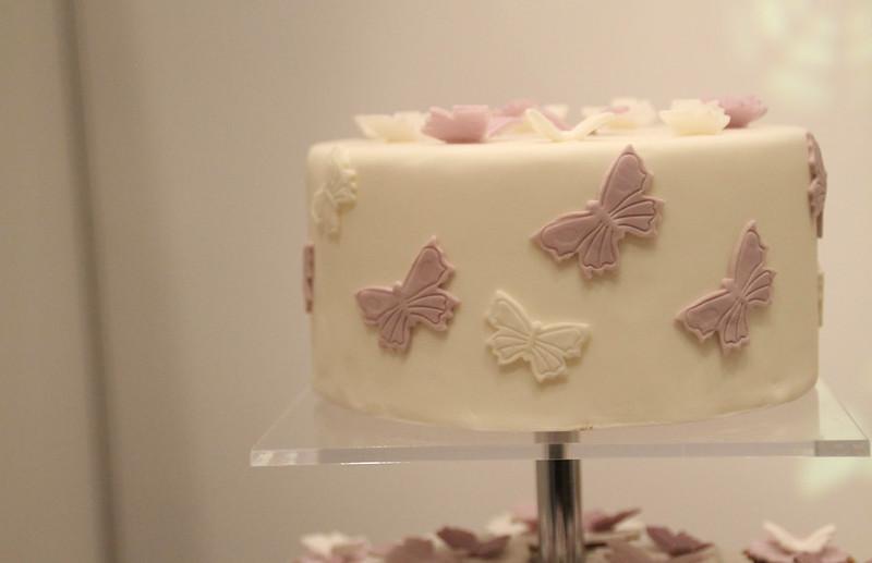 cake lila