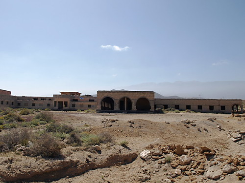 Abandoned leper colony, Tenerife