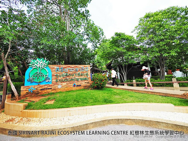 泰國 SIRINART RAJINI ECOSYSTEM LEARNING CENTRE 紅樹林生態系統學習中心 16