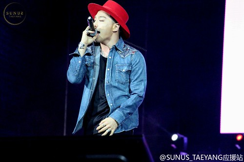 Tae Yang - V.I.P GATHERING in Harbin - 21mar2015 - SUNANDUS - 26