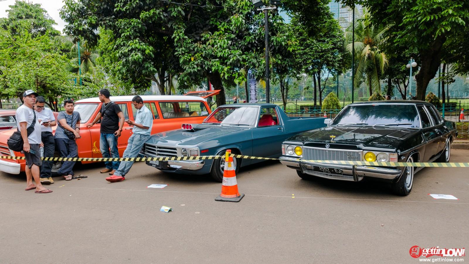 1st Jakarta Custom Culture
