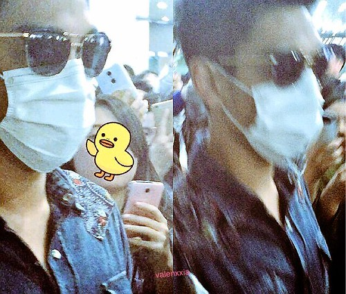 Big Bang - Gimpo Airport - 20may2015 - TOP - valenxxia - 01