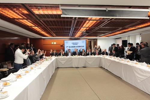El día 20 de septiembre del 2016 se llevó a cabo en la H. Cámara de Diputados la 7ma reunión ordinaria de la Comisión de Vivienda.