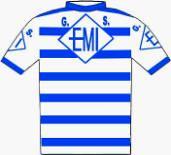 EMI - Giro d'Italia 1960