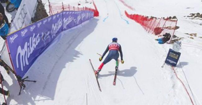 Svatý Mořic: Mistrovství světa v lyžování 2017
