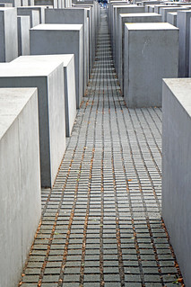 Image of Memorial to the Murdered Jews of Europe near Tiergarten. germany berlin building sony a6300 ilce6300 18200mm 1650mm mirrorless free freepicture archer10 dennis jarvis dennisgjarvis dennisjarvis iamcanadian novascotia canada globus tour