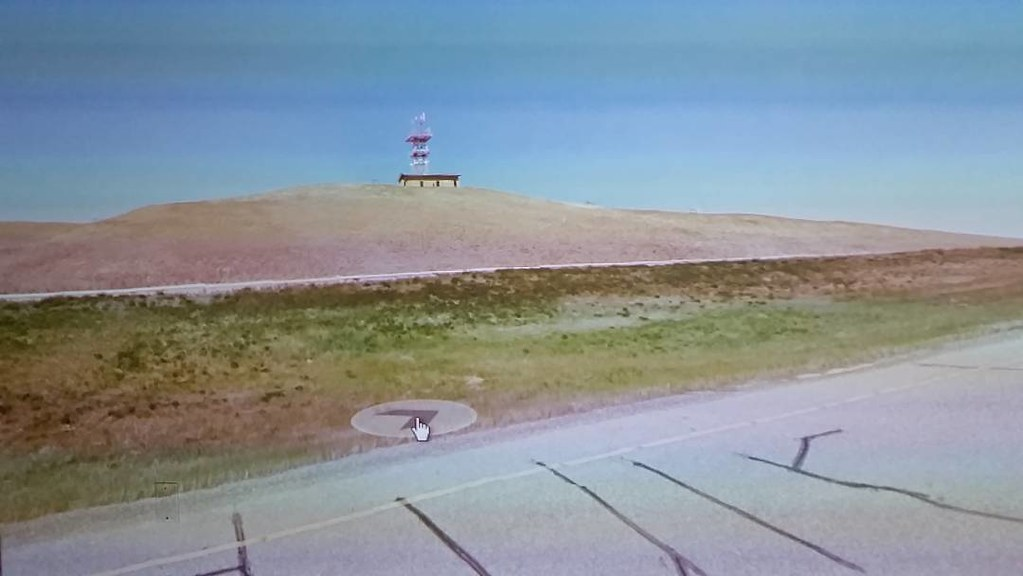 Saskatchewan communication tower in the sky. #ridingthroughwalls