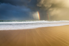 Rainbow, Pippi Beach