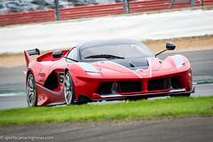 Ferrari FXXK Passione Ferrari Silverstone 2016 Sportscar Racing News