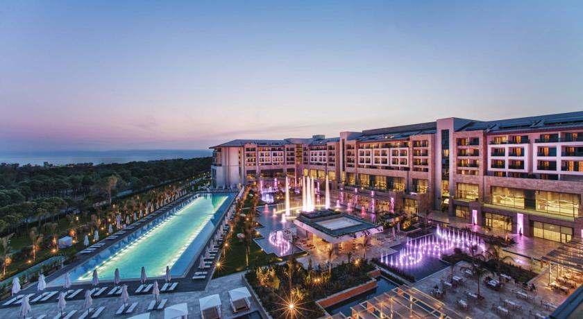 Regnum Carya Golf & SPA Resort, kaş otelleri, kalkan otelleri, antalya otelleri