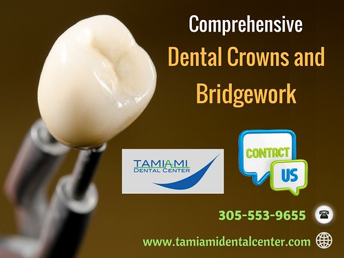 Comprehensive Dental Services in Miami