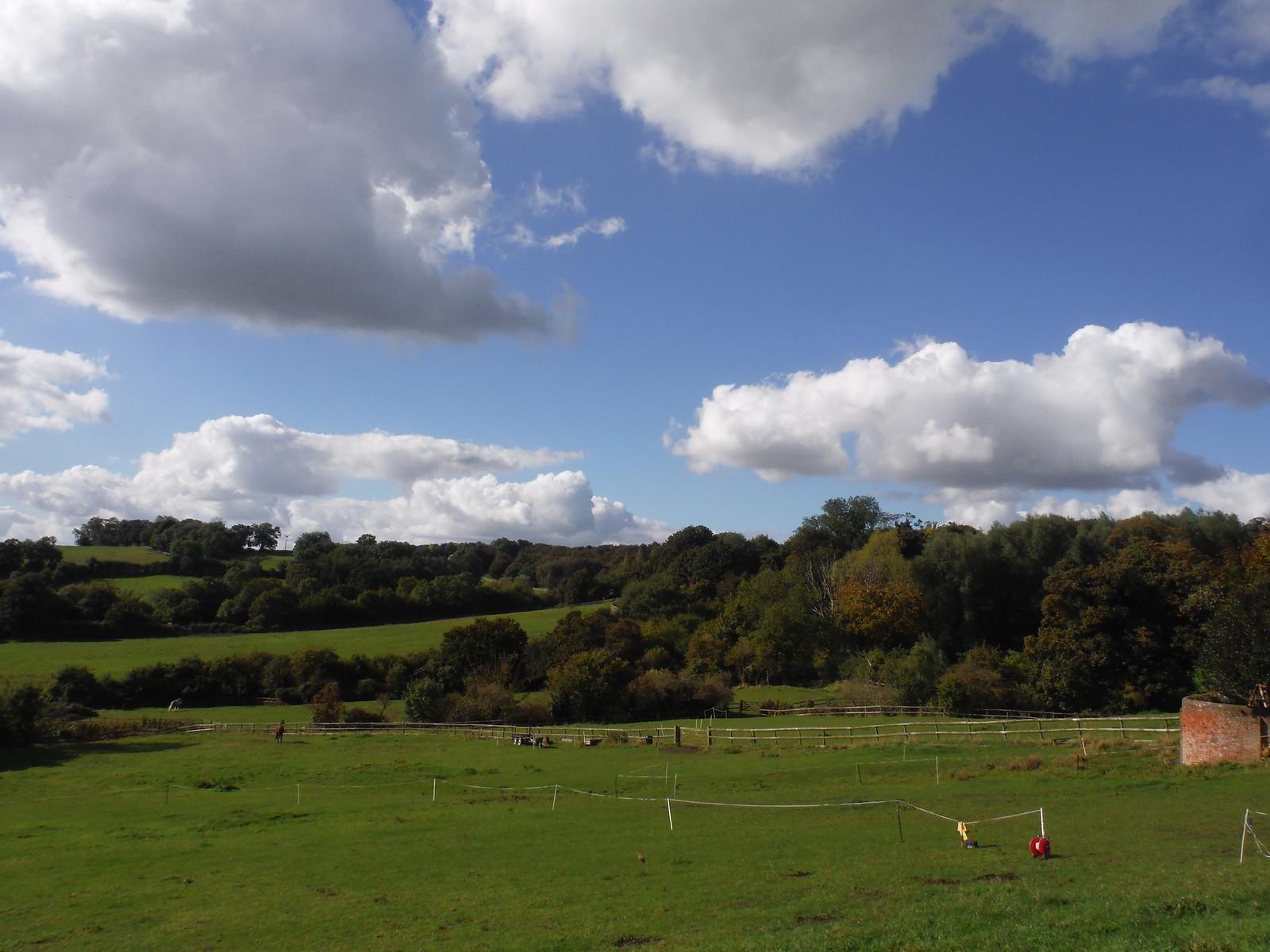 Whitchurch Skies SWC Walk 194 Aylesbury Vale Parkway to Aylesbury