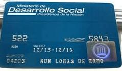 Tarjeta de Desarrollo Social