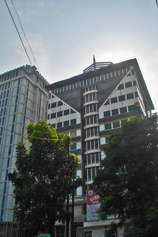 Gedung Kementerian Desa, Transmigrasi dan PDT