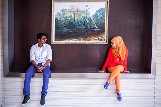 Azila + Syazwan