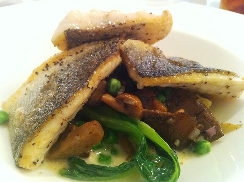 PAN ROASTED BRANZINO