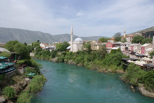View from the Stari Most