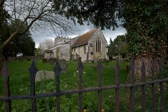 Church of St Nicholas, Piddington, Oxfordshire