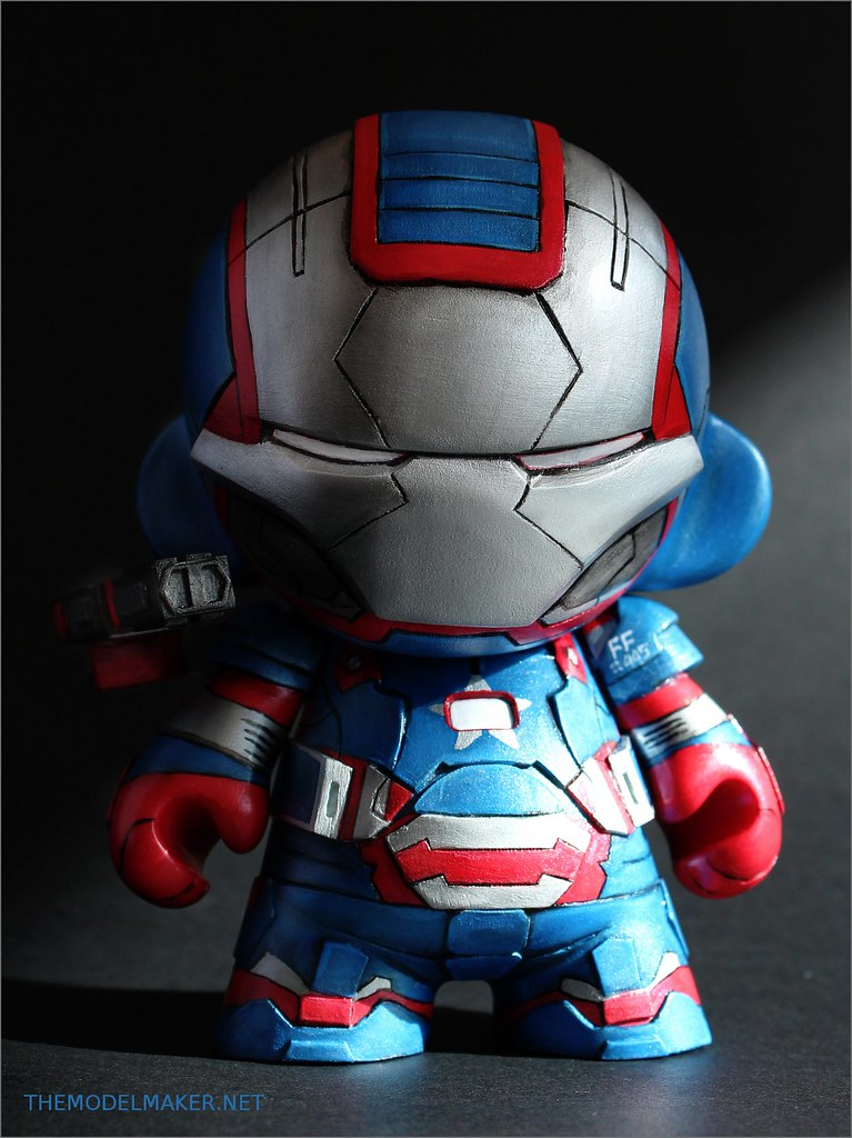 Iron Patriot 4