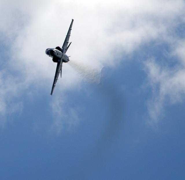 BAE Systems RAAF  Hawk 127 fast jet - Wings Over  Illawarra airshow
