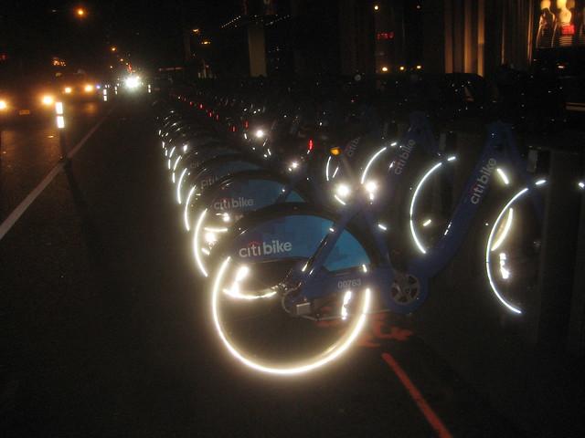 Citibank TRON Bike Share 0543