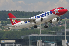 Edelweiss Air Airbus A320-214; HB-IHZ@ZRH;08.06.2013/709cy